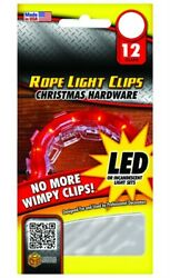 Commercial Christmas Hardware 4860 99 5633 Rope Light Clips Accessory