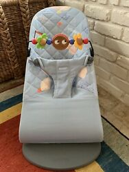 Baby Bjorn Bouncer with Toy Bar $200.00