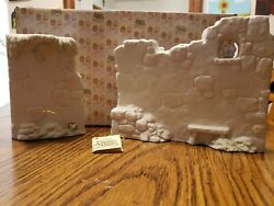 EUC Vintage Precious Moments Two Section Wall for Nativity E 5644 With Box $100.00