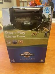 PetSafe Stay Play Wireless Dog Fence Containment System PIF00 12917 $155.00
