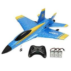 Rc Plane 2 Channel Remote Control Airplane Ready to Fly Rc Planes for Kids $76.57