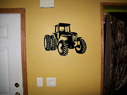 New Tractor Vinyl Decal wall decoration kids room shop $15.50