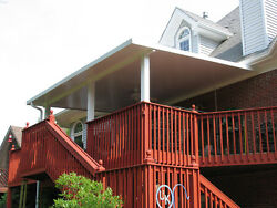 Quality  Insulated Aluminum Patio Cover Kits Multiple Sizes