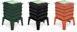 The Worm Factory® 360 Vermiculture Worm Composting Bin by Nature#x27;s Footprint $119.95
