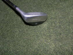 LEFT HAND TAYLORMADE GOLF CLUB 19* RESCUE MID WITH A GRAPHITE REGULAR FLEX WOW $38.95