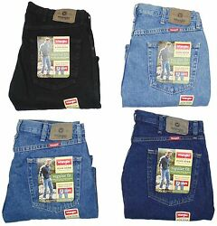Wrangler Mens Jeans Five Star Regular Fit Many Sizes Many Colors New With Tags $22.99