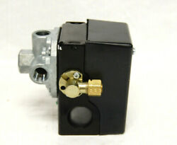 Z D28777 PORTER CABLE AIR COMPRESSOR PRESSURE SWITCH W UNLOADER VALVE amp; LEVER $59.95