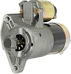 New Starter for Jeep Liberty 3.7l V6 2002 02