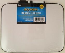 DRY ERASE WHITEBOARD with Marker 8.5quot; x 11quot; LIGHT DUTY White Board $2.99