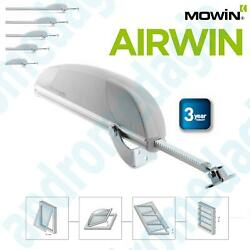 ACTUATOR AIRWIN 450N Rack motor for Shed Windows Skylights Brise Soleil Domes