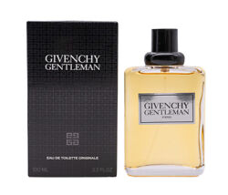 Givenchy Gentleman by Givenchy 3.3 oz 3.4 oz EDT Cologne for Men New in Box $35.68