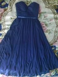 Winter formal dresses size 6 small $45.00