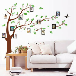 Family Tree Wall Decal Great for Livingroom Wall Decor #SC31 $10.49