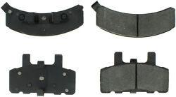 CENTRIC 105.03690 Posi-Quiet Ceramic Disc Brake Pads Front FREE SHIPPING!
