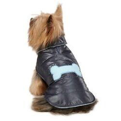quot;The North Pawquot; Puffy Vest Windbreaker Coat for Small Dog Waterproof Warmth XXS $13.95