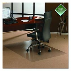 Heavy Duty Clear Mat & Carpet Protector Plastic Pad Rug Floor Cover Chair Office