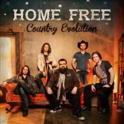 HOME FREE COUNTRY EVOLUTION NEW CD $10.11