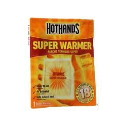 20 Pack Hothands Body & Hand Super Warmer $18.98