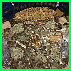 ✯ESTATE SALE OLD US COINS $✯ GOLD .999 SILVER BULLION✯GEMS✯PCGS MONEY HOARD LOT✯ $58.95