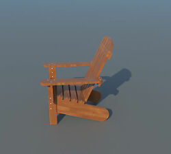 Build your own Adirondack Chair (DIY Plans) Fun to build!!