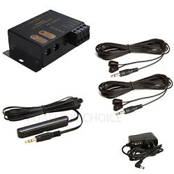 Hidden IR Infrared Remote Control Repeater Extender 2 Emitters 1 Receiver  Kit