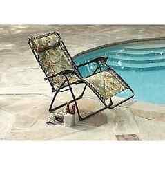 Outdoor Zero Gravity Chair Patio Lounge Beach Folding Yard Recliner Pool Chairs