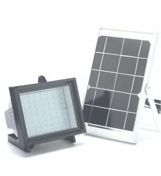 Bizlander 5W 60LEDs Solar Light DUSK TO DAWN Industrial Commercial Flood Light