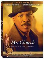 MR. CHURCH NEW DVD $13.95
