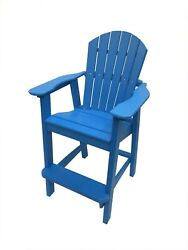 Phat Tommy Recycled Poly Resin Balcony Chair Durable & Eco-Friendly