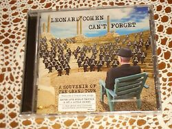 LEONARD COHEN Can´t Forget A Souvenir of the Grand Tour COLUMBIA CD NEW SEALED