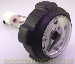 FUEL TANK CAP WITH GAUGE 5 1 4quot; TANK FITS SEARS CRAFTSMAN 24064 024064MA IN USA $13.99