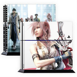 Skin Sticker Cover For PS4 Skin Tuning Mapping Elaborated POP SKIN LFF #01