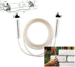 Level measure Water leveler 7m hose level for building a house floor ceiling $25.00