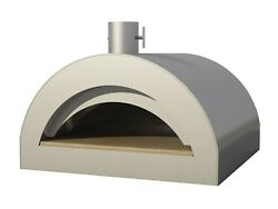 Metal Pizza Oven Plans DIY Outdoor Cooking Backing Patio Party Bread Oven