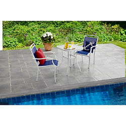 Patio Furniture Sets Bistro High Dining Table Lounge Chairs Outdoor Garden Bar