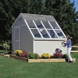 Solariums Greenhouses For Sale Tool Potting Storage Shed Solar Flower Gardening