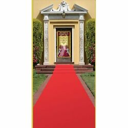 NEW Red Carpet Runner Rug 24
