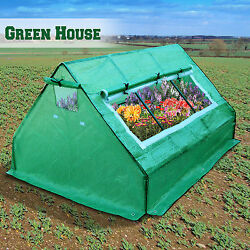 New 6'X5'X3'H Mini GREENHOUSE Outdoor Green House Plant Gardening Walk-In SEALED