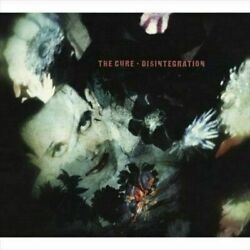 THE CURE - DISINTEGRATION NEW VINYL RECORD $29.81