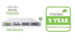 Cisco Meraki MX400 Security Appliance + 5yr of Enterprise License and Support