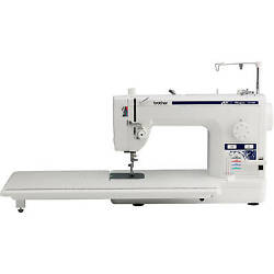 High Speed Straight Stitch Sewing Machine 4 Color Coded Levels Dual Thread Stand
