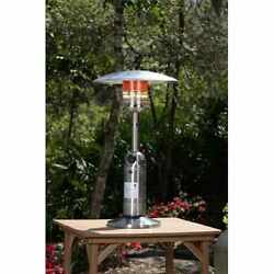 Fire Sense 60262 Stainless Steel Table Top Patio Heater