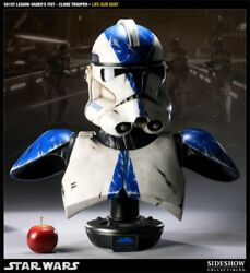 NEW Star Wars Clone Trooper SIDESHOW 11  Bust Figure Hight 66cm From JAPAN FS