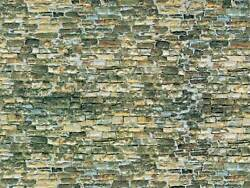 Vollmer 47362 N Gauge Wall Panel Natural Stone 9 1316x4 78in 1qm =