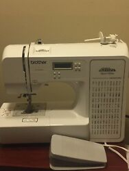 Brother Computerized Project Runway sewing Machine- Additional Supplies Included