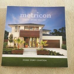 METRICON LOVE WHERE YOU LIVE. DOUBLE STOREY COLLECTION.