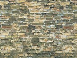 Vollmer 46043 H0 Wall Panel Natural Stone 9 1316x4 78In 1 SQ M =