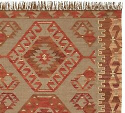 Pottery Barn Damen Synthetic Kilim Rug 8x10 IndoorOutdoor NEW SOLD OUT PB