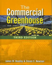 The Commercial Greenhouse by Steven E. Newman (English) Hardcover Book
