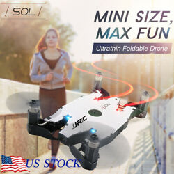 New JJRC H49 SOL WIFI FPV Ultrathin Foldable Selfie Drone RC Quadcopter RTF US $34.99